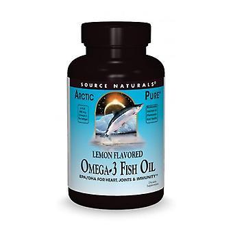 Quelle Naturals Arcticpure, Ultra Potency 60 Softgels