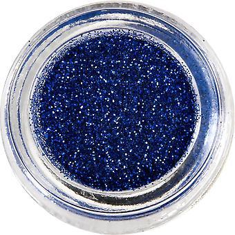 MoYou London Nail Art Glitter Pots - Atlantis Blue 15ml (690736)