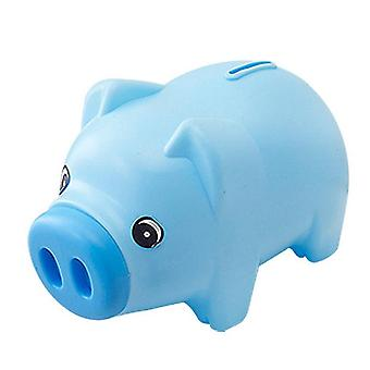 Money Saving Case Cartoon, Plastic Drop-proof, Cute Coin Piggy Bank/