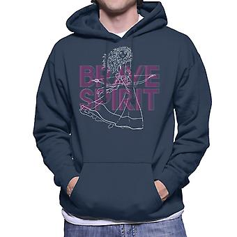 Pixar Brave Spirit Men's Hooded Sweatshirt