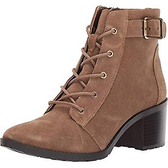 Anne Klein Women's Shoes Kalex Fabric Closed Toe Ankle Fashion Boots