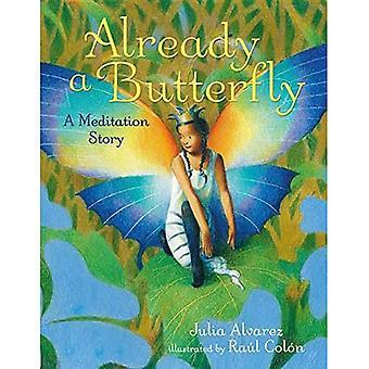 Déjà un papillon: une histoire de méditation