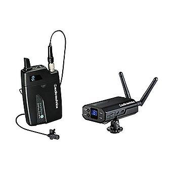 Audio-technica system 10 camera-mount wireless lavalier system (atw-1701/l)