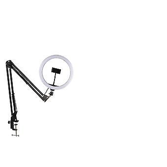 Dimmable Led Ring Light With Tripod, Usb Lamp