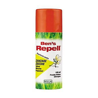 Ben's Repell - Repellent against mosquitoes and ticks 100 ml