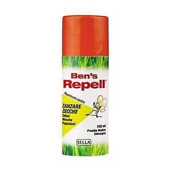 Ben's Repell - Hylkivä hyttysiä ja punkkeja vastaan 100 ml