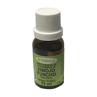 Organic Fennel Essential Oil 15 ml of essential oil