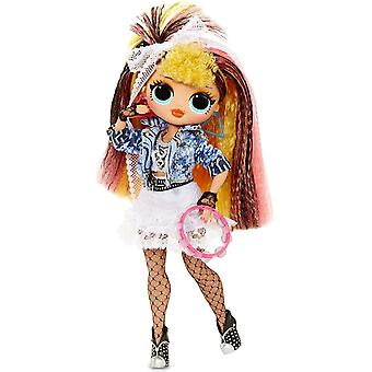 Lol Surprise! Omg Remix Fashion Doll With 25 Surprises - Pop B.b