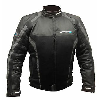 SPADA CORSA GP AIR JACKET NEGRO/GRIS