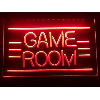 Game Room Displays - Tv / Led Neon Light Sign