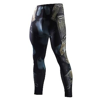 Batman Vs Flash Compression Pants 3d Mænd Skinny Sweatpants Fashion Bukser