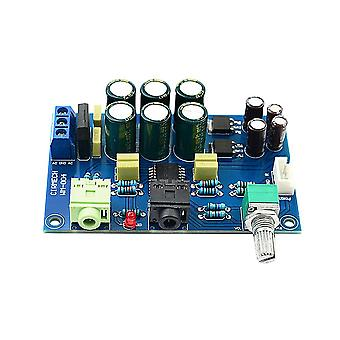Tpa6120 Headphone Amplifier Board