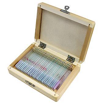 Accessori per microscopio Bresser istologia di preparazione permanente (30 pezzi.)