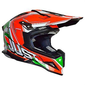 Just 1 J12 Carbon MX Helmet Aster Italy