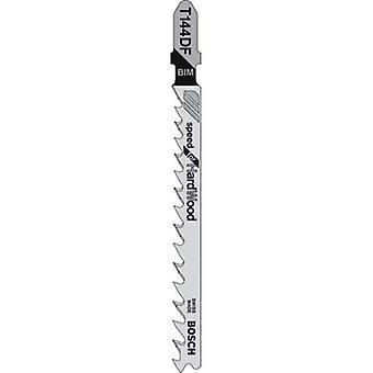 Bosch T144DF Jigsaw Blade pk 5 speed for hardwood