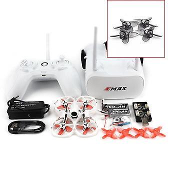 Emax Strip Fpv Racing Drone 16000kv Runcam Nano2 700tvl 37ch Vtx 1s-2s Met