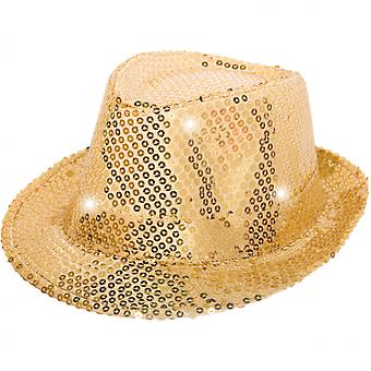 Trilby-Hat With Led Bt449983