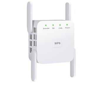 5g Wifi Repeater 1200mbps Router, Extender 2.4g Wireless /long Range Booster