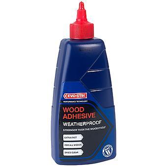 Evo-Stik 717411 Resin W Weatherproof Exterior Wood Adhesive 500ml