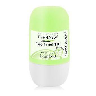 Byphasse Deodorant Bambu Rollon 50 ml
