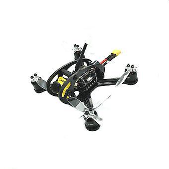 FullSpeed Leader 2.5 120mm FPV Racing Drone PNP F3 OSD 28A BLHELI_S 2-4S 600mW Caddx Micro F2