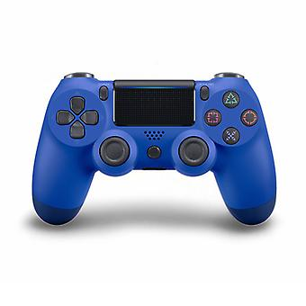 DoubleShock Bluetooth PS4 Wireless Controller, Wave Blue