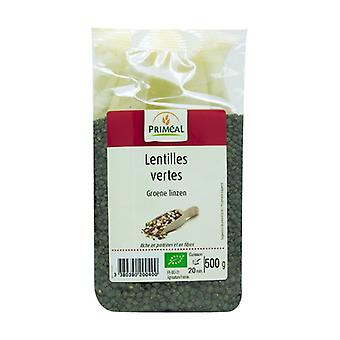 Green lentils 500 g