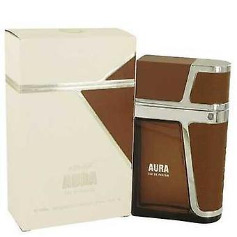 Armaf Aura by Armaf Eau de Parfum Spray 3,4 oz (miehet) V728-538314