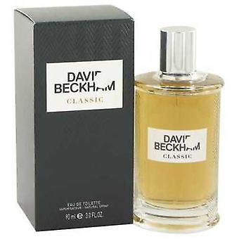 David Beckham Classic By David Beckham Eau De Toilette Spray 3 Oz (men) V728-517976