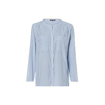 OLSEN Olsen Blue Blouse 12001617