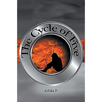 The Cycle of Five - Silent Nights by Ashika P - 9780648067009 Book