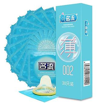 Preservativos sexuais super ultra finos