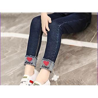 Dzieci&s Odzież Elastyczna talia Casual Jeans ( Zestaw 1)