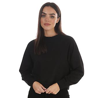 Women's Only Zoey Life Raglan Sweatshirt in Zwart