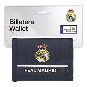 Monedero Real Madrid C.F. Azul Marino