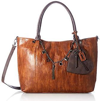 Rieker H1200, Women's Backpack, Brown 22, Normal
