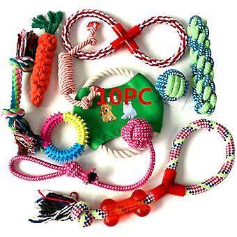 Welpenspielzeug Set,Hundespielzeug Unzerstörbar,Hunde Spielzeug Für Kleine Hunde,Welpen Zubehör,