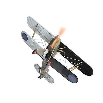 Hawker Fury 43 (Munic Crisis 1938) Diecast Model Airplane