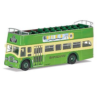 Leyland PD3 197 Eastbourne via & Birling Gap Diecast Model Bus