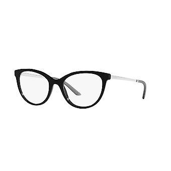 Prada VPR17W 1AB1O1 Czarne okulary