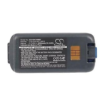 Cameron Sino Ick300Bx Battery Replacement For Intermec Barcode Scanner