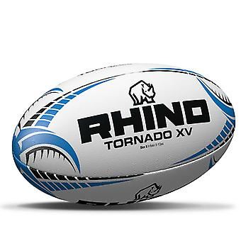 Rhino Tornado XV Piłka do rugby - Rozmiar 4