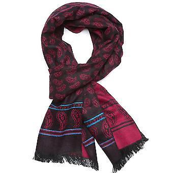 Mäns varma mode scarf haklapp ingen veckad avslappnad hals omslag nyårspresent till familjen