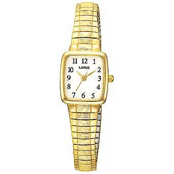 Lorus RPH56AX9 Damer Guldpläterad expanderande armband klocka