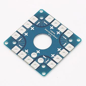 Esc Connection Board Distribution Board For Multi-axis Model Helicopter