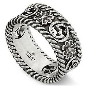 Gucci jewels interlocking ring ybc577263001015