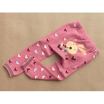 Casual Baby Pants Tights Animal Stripe Leggings Trousers