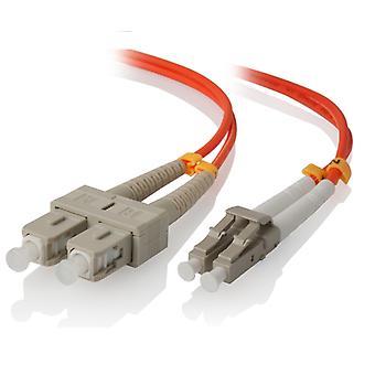 Alogic 3M Lc Sc Multi Mode Duplex Lszh Fibre Cable Om1