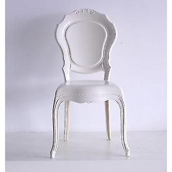 Plastic Princess Wedding Plastic Castle Chair