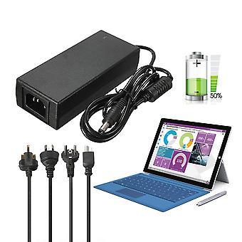 Универсальный 12v 5a Ac Источник питания Переменного тока Адаптер зарядное устройство со светодиодным индикатором